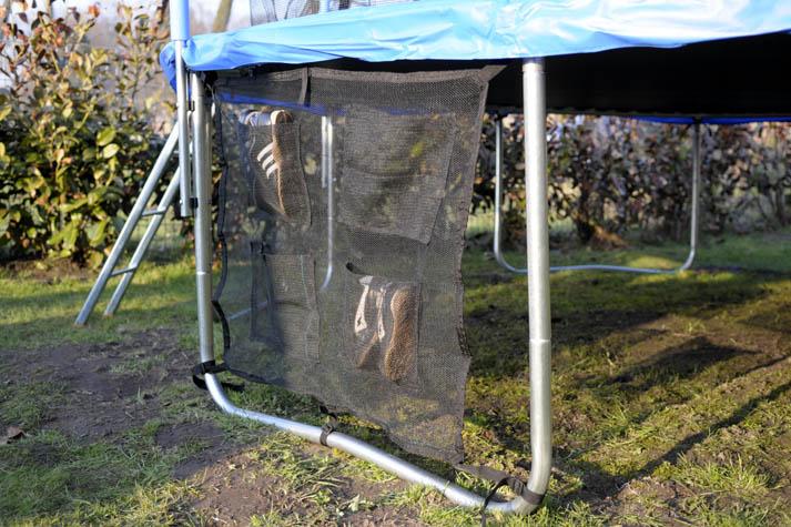 kleinteile aufbewahrungstasche f r trampoline. Black Bedroom Furniture Sets. Home Design Ideas